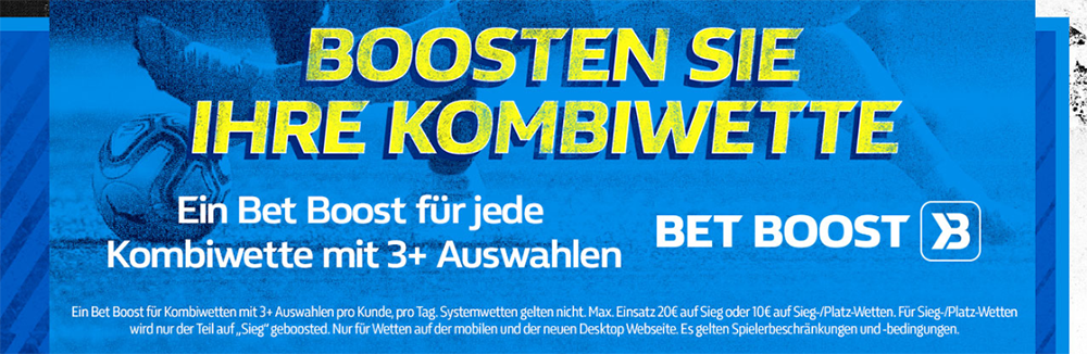 William Hill Kombiwette